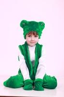 Детский карнавальный костюм Лягушонка