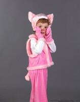 Детский карнавальный костюм Поросенка для мальчика