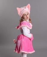 Детский карнавальный костюм Поросенка для девочки