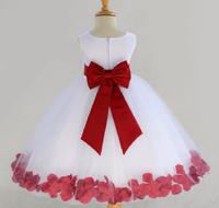 """Платье """"Лепестки роз"""""""