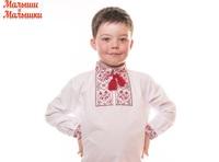 Рубашка-вышиванка