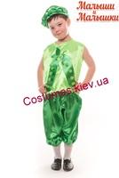 Детский карнавальный костюм Горошка