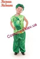 Детский карнавальный костюм Огурца