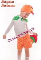 Детский карнавальный костюм Петушка