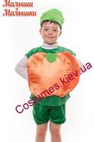 Детский карнавальный костюм Тыква (Гарбуз) №2