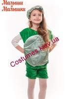 Детский карнавальный костюм Капусты №2