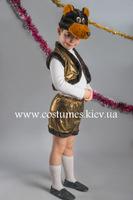 Детский карнавальный костюм Барсука