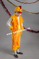 Детский карнавальный костюм Цыпленка для мальчика