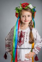 Украинский национальный веночек