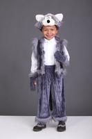 Детский карнавальный костюм Серого котенка