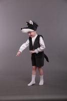 Детский карнавальный костюм Волка