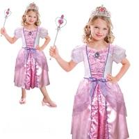 Принцесса в розовом, Фея, Рапунцель