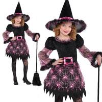 Ведьмочка в розовом